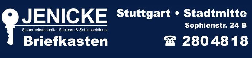 Briefkasten Stuttgart | Jenicke Sicherheitstechnik